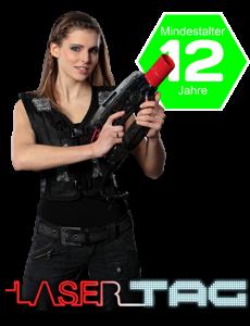 Lasertag bei Lasergame Berlin